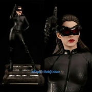 Batman The Dark Knight Catwoman 1/3 Model Painted In Stock Custom-made Statue