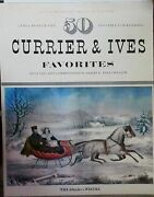 50 Currier And Ives Favorites From The Museum Of The City Of New York