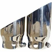 Mbrp Universal Tips - Diesel Exhaust Tip Tip Cover Set Of Two T5111
