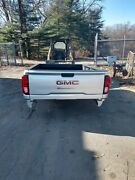 2020 Gmc Sierra 2500 8ft Truck Bed W/ Tailgate Bumper And Liner