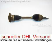 Drive Shaft Front Left Cadillac Escalade P15868123 60000 Km