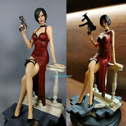 Resident Evil Ada Wong 1/4 Scale Statue Painted Model The Missing Wong In Stock