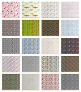 Ambesonne Sketch Fabric By The Yard Decorative Upholstery Home Accents