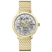 Ingersoll Crown Automatic Skeleton Watch - I06103 New