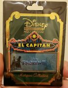 Frozen 2 Marquee Pin Le 400 Disney Studio Store Hollywood