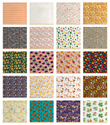 Ambesonne Autumn Fabric By The Yard Decorative Upholstery Home Accents