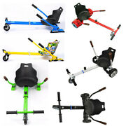 Hoverkart Go Kart Stand Seat Frame Fr All Self Balancing Scooters Best Xmas Gift