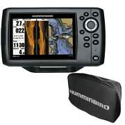 Humminbird Helix 5 Chirp Si Gps G2 Combo Free Cover 410230-1cover