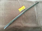 1949 - 1952 Dodge Lower Right Windshield Molding Chrysler Desoto Convertible Ht