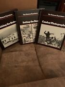 The Vietnam Experience Set Of 3 Setting The Stage, Combat Photographer, Raising