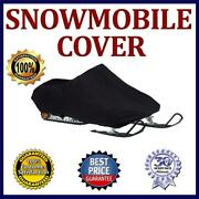 For Yamaha Venture 700 1997- 2002 2003 2004 Cover Snowmobile Sled Storage