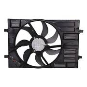 For Volkswagen Golf Gti Audi A3 Radiator Cooling Fan Assembly 5q0121203cl