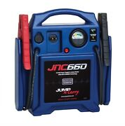 Portable Jnc660 Battery Booster Pack Charger Power Jump Starter Box Heavy Duty