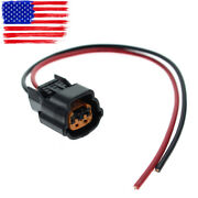 Engine Coolant Temperature Sensor Pigtail Connector For Infinity Qx4 G20