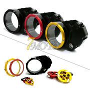 Clutch Cover Spring Retainer Ring Pressure Plate Fit Ducati Diavel Xdiavel
