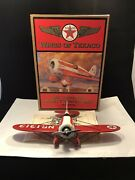 Vintage Wings Of Texaco -1930 Travel Air-model R Mystery Ship-5th In Series