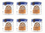 Mountain House Diced Chicken 10 Can Freeze Dried Food - 6 Cans Per Case New