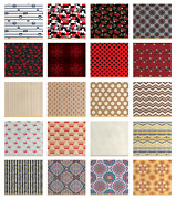 Ambesonne Polyester Fabric By The Yard Upholstery Home Accents