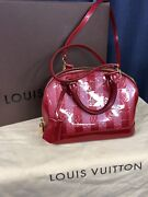 Louis Vuitton Rare Valentines Limited Edition Small Alma Bag Great Present