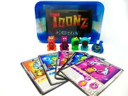 Toonz X-ray Holgram Tin With Discontinued Collectable Figures Set - Itoys Usa