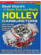 S-a Books Book David Vizardand039s How To Super Tune And Modify Holley Carbuandhellip Sa216