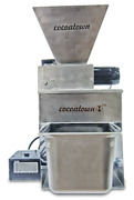 Cocoatown Chocolate Cocoa Power Motorized Cracker Mill Crusher 3 Roller W Stand