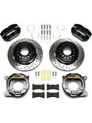 Wilwood Disc Brakes Dynapro Low-profile Rear Parking Disc Drilled..140-11827-d