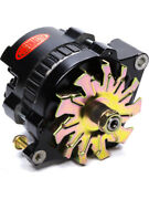 Powermaster Alternator Gm Style Race 100 Amp 16v 1-wire No Pulley Black … 8066