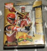 S.h. Figuarts Mighty Morphin Power Rangers Armored Red Ranger Rare