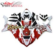 Fairings For Yamaha Yzf1000 2007 2008 Yzf R1 07 08 White Red Motorcycle Bodywork
