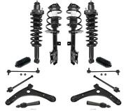 Ap Suspension Steering Chassis Kit 14pc Jeep Patriot Sport 4 Wheel Drive 16-17