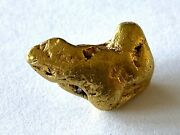 Yellow Gold Nugget 21.85k 91.14 Pure As Per Xrf Spectrometer Test