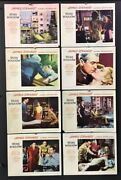 Rear Window Movie Poster Lobby Card Set - Alfred Hitchcock  Hollywood Posters
