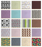 Ambesonne Soft Fabric By The Yard Decorative Upholstery Home Accents