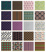 Ambesonne Soft Fabric By The Yard Upholstery Home Accents