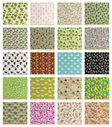 Soft Polyester Fabric By The Yard Decor Upholstery Home Accents