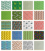Ambesonne Indoor Outdoor Fabric By The Yard Upholstery Home Accents