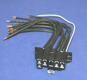 Ignition Switch Wiring Repair Harness Pigtail Ford Lincoln Mercury 1977 - 1980
