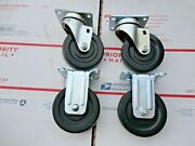 4 Inch Casters Moving Cart Engine Dolly Furniture Mover Tool Box Toolbox Mac On