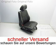 Seat Front Left Jeep Grand Cherokee Iii Wh 06.05-