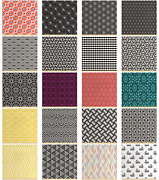 Fabric By The Yard Decorative Upholstery And Fabric For Home Accents Ambesonne