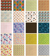 Ambesonne Dock Fabric By The Yard Decorative Upholstery Fabric For Home Accents