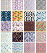 Fabric By The Yard Upholstery And Durable Fabric For Home Accents Ambesonne