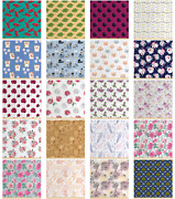 Ambesonne Fabric By The Yard Waterproof Upholstery Fabric For Home Accents