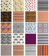 Ambesonne Fabric By The Yard Decorative Polyester Fabric Home Accents