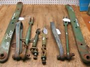 Yanmar Ym2000d 3 Point Hitch System Missing Top Link 774151-73410/194150-44421