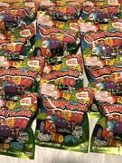 New Squish-dee-lish Wacky 3 Slow Rise Sealed 12 Bags Included