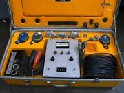 Revere Aircraft Weighing System Jet-weigh 75000 Lbs Three Load Cells 75k 75000