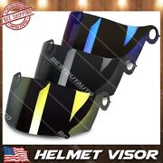 Suomy Helmet Replacement Face Shield Visor For Apex Extreme Spec 1r Excel Lens