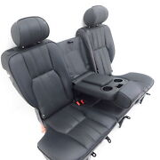 Seat Bench Land Rover Range Rover Iii Lm Heated Seats Leather Oxford